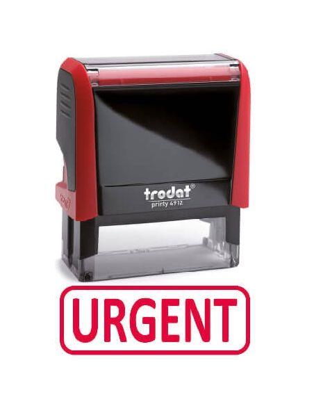 """Tampon encreur """" urgent """" formule commerciale xprint trodat 4992.06"""