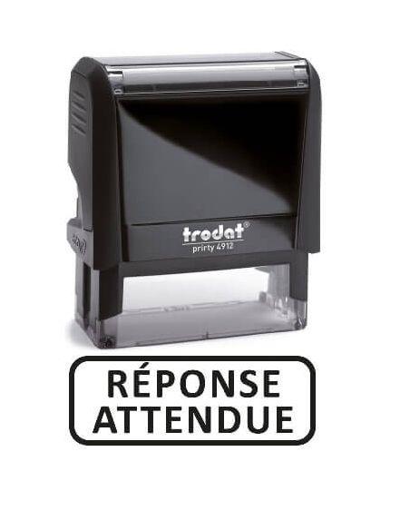 """Tampon encreur """" reponse attendue """" formule commerciale xprint trodat 4992.60"""