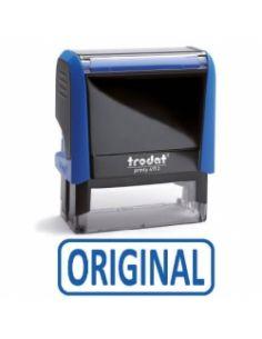 """Tampon encreur """" original """" formule commerciale xprint trodat 4992.11"""
