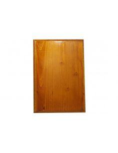 Socle Clair pour Plaque professionnelle 34x24 cm