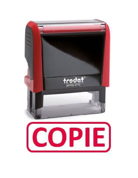 """Tampon encreur """" copie """" formule commerciale xprint trodat 4992.33"""