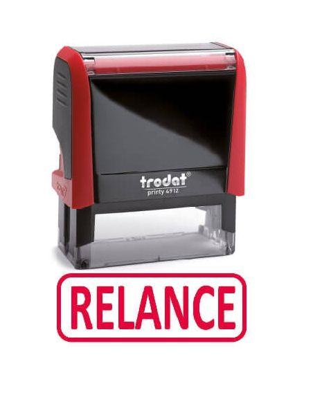 """Tampon encreur """" relance """" formule commerciale xprint trodat 4992.50"""