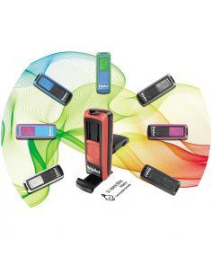 Tampon de poche personnalisé automatique 1 à 3 lignes Trodat Printy 9511