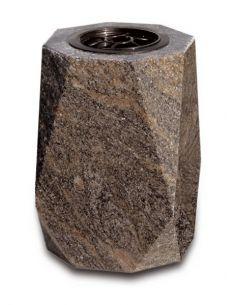 vase funéraire Himalaya granit plaque en marbre mortuaire