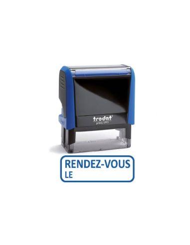 Tampon encreur Trodat Printy 4992 x print formule commerciale