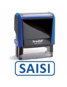 """Tampon encreur """" saisi """" formule commerciale xprint trodat 4992.13"""