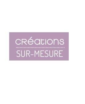 creation sur mesure