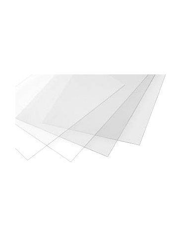 Film transparent A4 90 micron polyester pour imprimante laser
