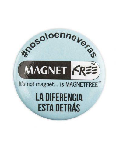 magnets publicitaires personnalisés pour frigo rond dia 59mm